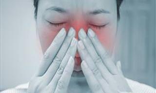 8 Maneiras de se Livrar da Sinusite