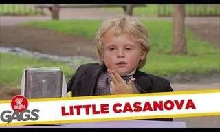 O Aprendiz de Casanova