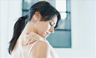 5 Exercícios Simples que Ajudarão a Eliminar a Sua Dor no Pescoço