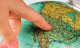 Fatos Geográficos Que Aprendemos Errado