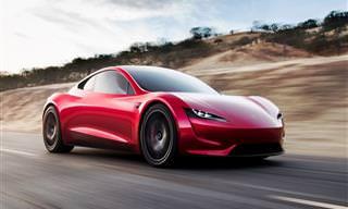 Surpreenda-se Com os Novos Carros Elétricos da Tesla