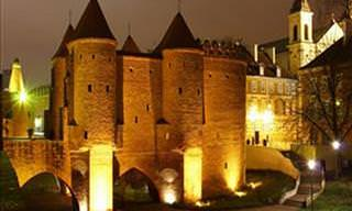 Veja a beleza arquitetônica desses castelos poloneses