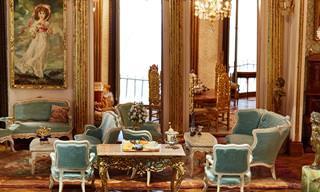 A Impressionante Casa de Bonecas Milionária