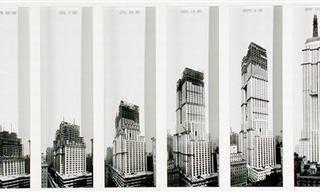 Maravilhas Arquitetônicas Durante a Construção