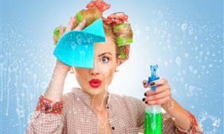 11 Lugares Que Estão Cheios de Germes na Sua Casa!