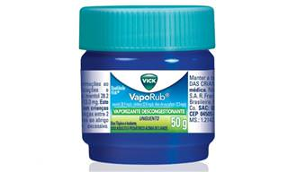 10 Usos do Vick Vaporub