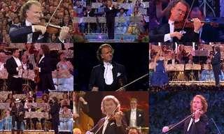O Melhor de André Rieu: Selecione a Sua Música