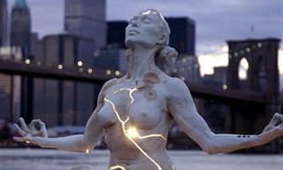 Você gosta de esculturas? Essas obras de arte são incríveis!