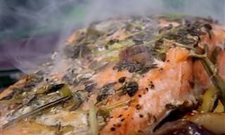 Qual a Melhor Forma de Cozinhar o Peixe e Mantê-lo Saudável?