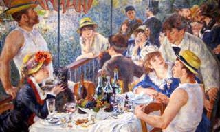 18 Famosas Pinturas De Renoir Que Tirarão Seu Fôlego