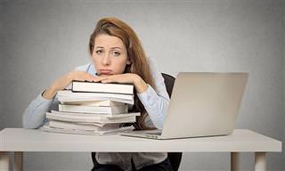 Principais Sinais da Síndrome de Burnout