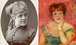 Mulheres Que Inspiraram Grandes Artistas