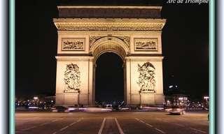 Bem-vindos a Paris, a Cidade Luz!