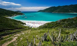 Este Paraíso, que Parece o Caribe, Fica no Rio de Janeiro!