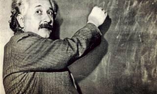 Albert Einstein Não Era Bom Só em Física...