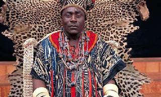 Reis Africanos - Retratos do Fim de Uma Era