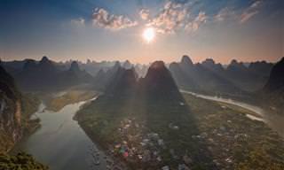 16 Exemplos Perfeitos de Como a Terra é Linda