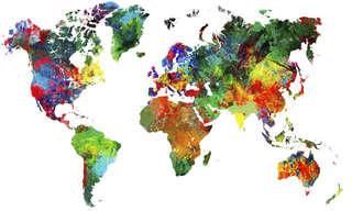 Você Está Atualizado em Geografia?