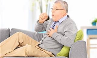 Você Pode Descobrir Mais Sobre a Sua Saúde Através da Sua Secreção da Garganta