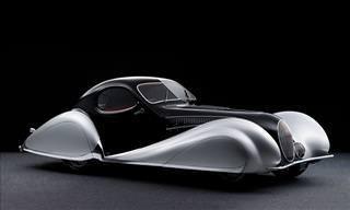 Os Luxuosos Automóveis Que São Estrelas do Leilão da RM Sotheby's em 2017