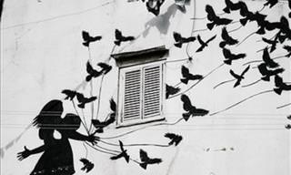 40 Artes de rua que nos fazem parar para refletir...