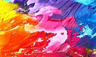 O que essas 9 cores simbolizam em todo o planeta?