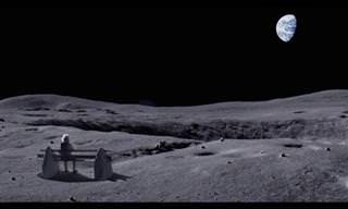 O Homem na Lua: Uma Emocionante Mensagem de Natal