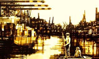 A Incrível Arte de Max Zorn!