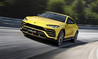 Lamborghini Urus - O Primeiro SUV do Mundo