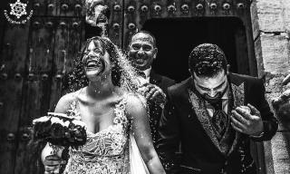 Emocionantes e originais fotos de casamento