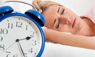Dicas Ótimas Pra Ter Uma Boa Noite De Sono