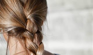 25 Penteados Que Podem Ser Feitos em 5 Minutos