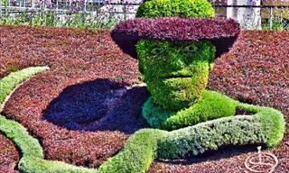 Os Jardins Mais Fascinantes Que Você Já viu!