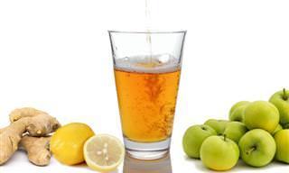 A Bebida de Quatro Ingredientes Que Limpa o Intestino