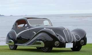A Beleza dos Carros Clássicos
