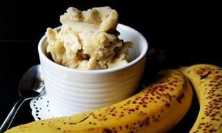 5 Receitas Para Preparar Usando as Bananas Maduras Que Você Pensou em Jogar no Lixo!