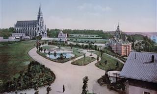 Fotocromos Incríveis da França do Século XIX