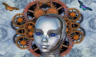 Piada do Dia: O Robô Detector de Mentiras