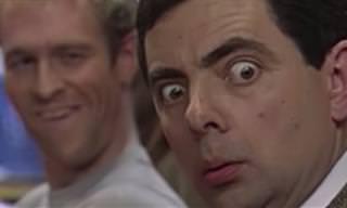 O Mr. Bean é o Mais Engraçado de Todos