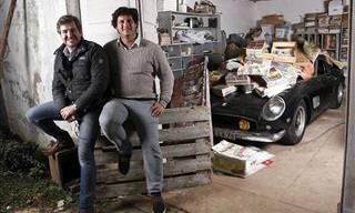 Esses Carros Clássicos Valem Milhões e Estavam Escondidos por 50 anos!
