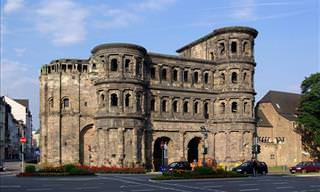12 Antigas cidades do mundo e que ainda existem