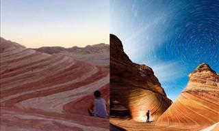 Expectativa e Realidade: As Fotos Profissionais e as de Turistas!