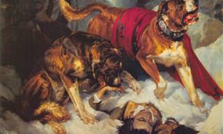 As Histórias Por Trás dos Nomes das Raças Caninas