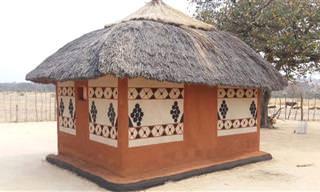 Belos ornamentos criados por mulheres africanas