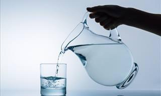 7 Benefícios de Beber Somente Água