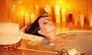 Os Benefícios Para à Saúde de Tomar Um Banho Quente em Imersão