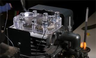 Como Funciona um Motor de Combustão Por Dentro