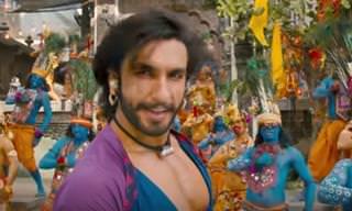Um show de Bollywood com Ranveer Singh para você