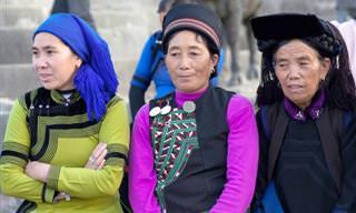 Piada: As três mulheres da aldeia