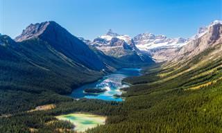 Toda a Beleza Natural do Canadá em Lindas Imagens!